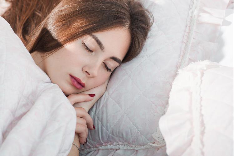 質の良い睡眠をたっぷりとる