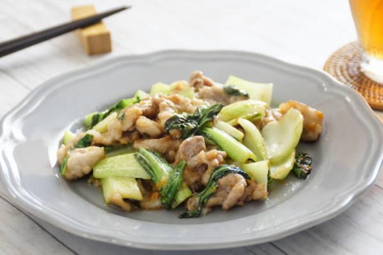 チンゲン菜を美味しく食べて健康美になろう!「レシピ付き」