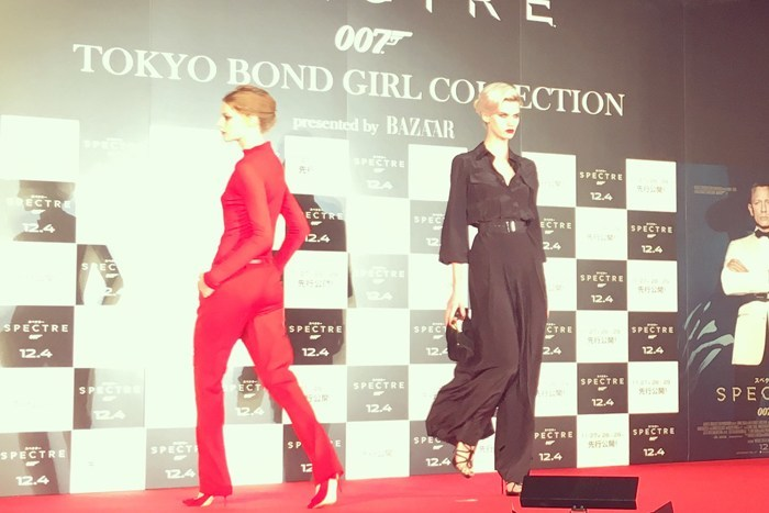 TOKYO BOND GIRL COLLECTIONのイメージ